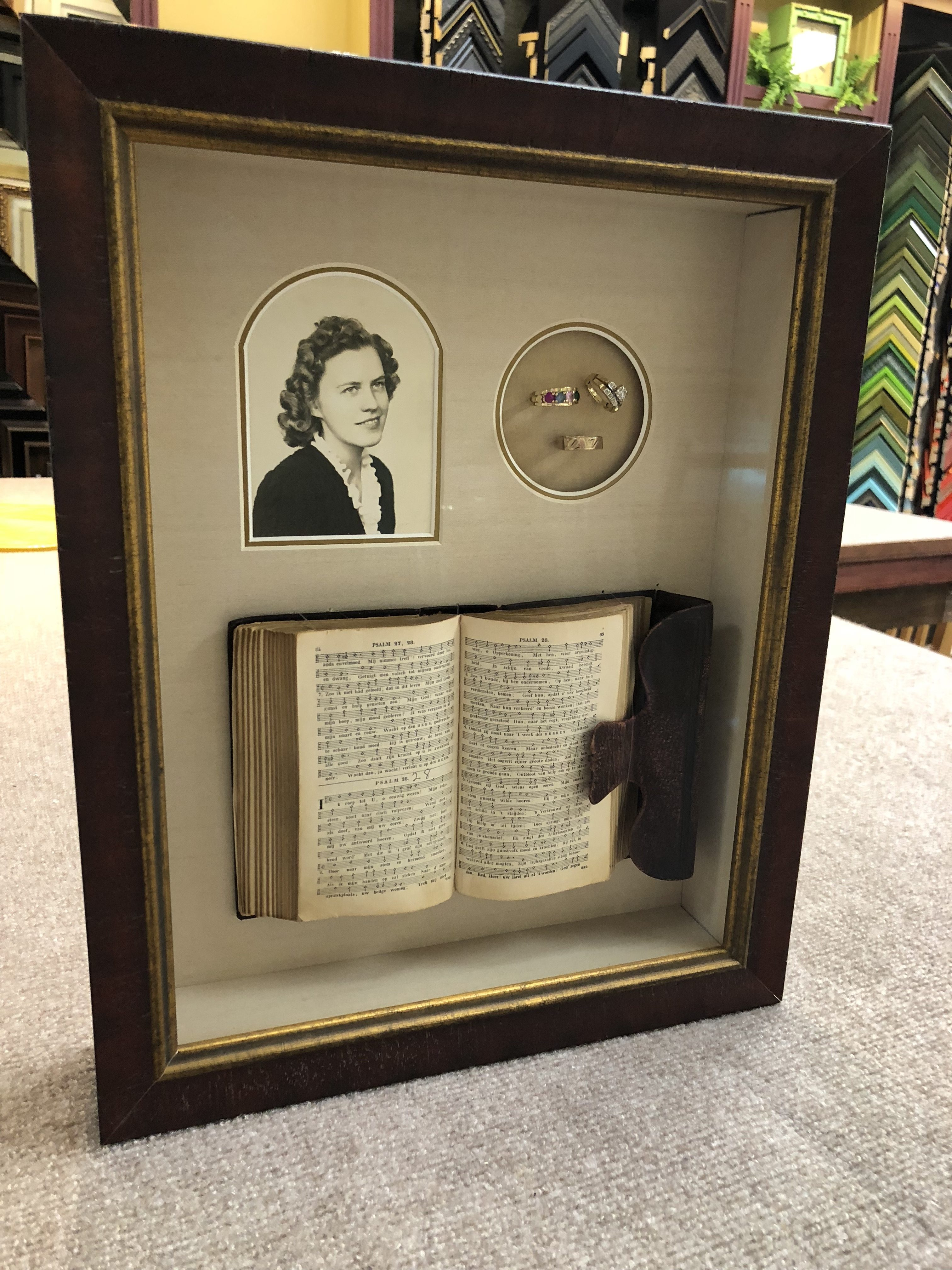 Cherished Memories: Framing as a Gift | McMillen\'s | Northern ...